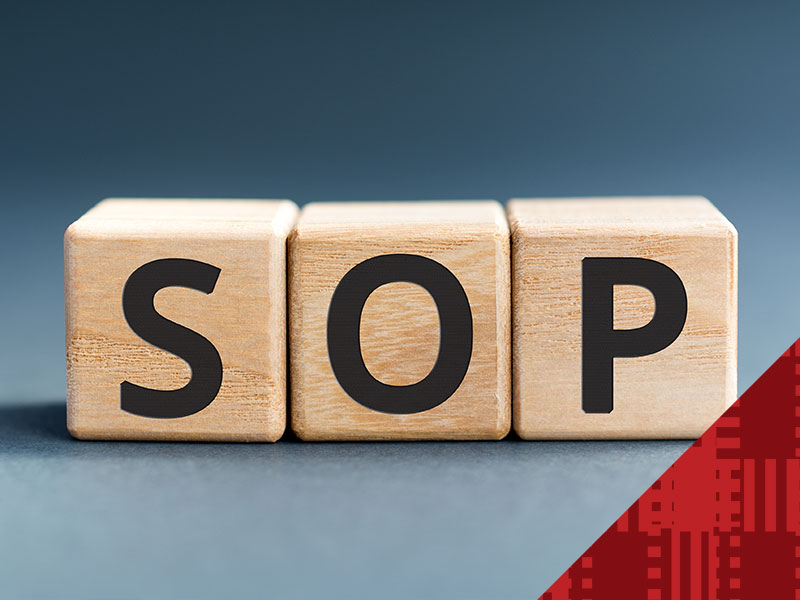 How To Write An SOP